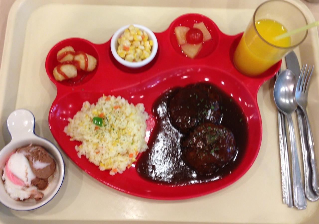 Weekly photo challenge: my korean happy meal