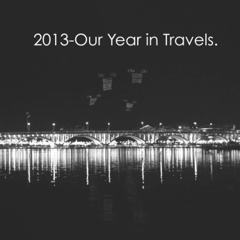 2013-Our Year in Travels.