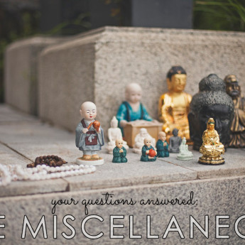 Your Questions Answered: The Miscellaneous