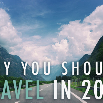 Why You Should Travel in 2015
