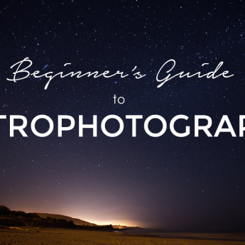 Beginner's Guide to Astrophotography