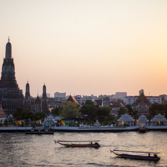 Staying at Sala Arun Bangkok