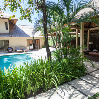 A Romantic Stay at The Gangsa Private Villas