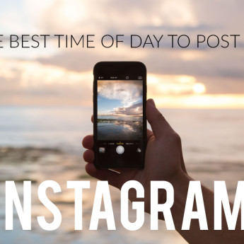 The Best Time of Day to Post on Instagram