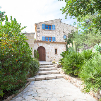 A Luxury Villa Stay in Mallorca, Spain