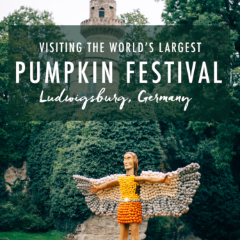 Visiting The World's Largest Pumpkin Festival