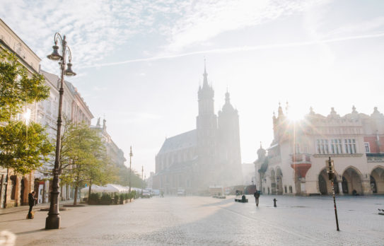 Travel Guide to Krakow, Poland