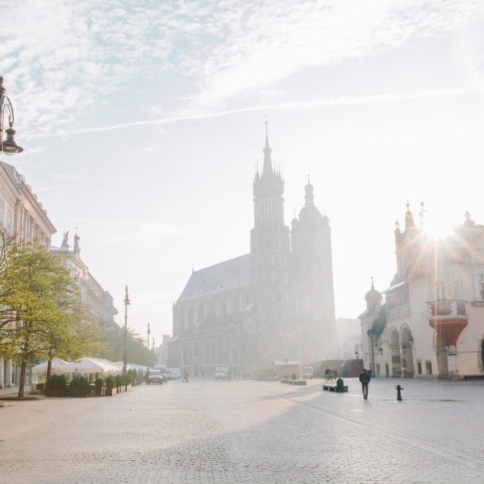 Travel Guide to Krakow, Poland