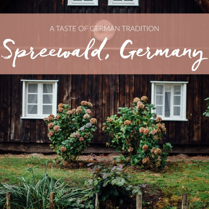 A Taste of German Tradition in Spreewald, Germany